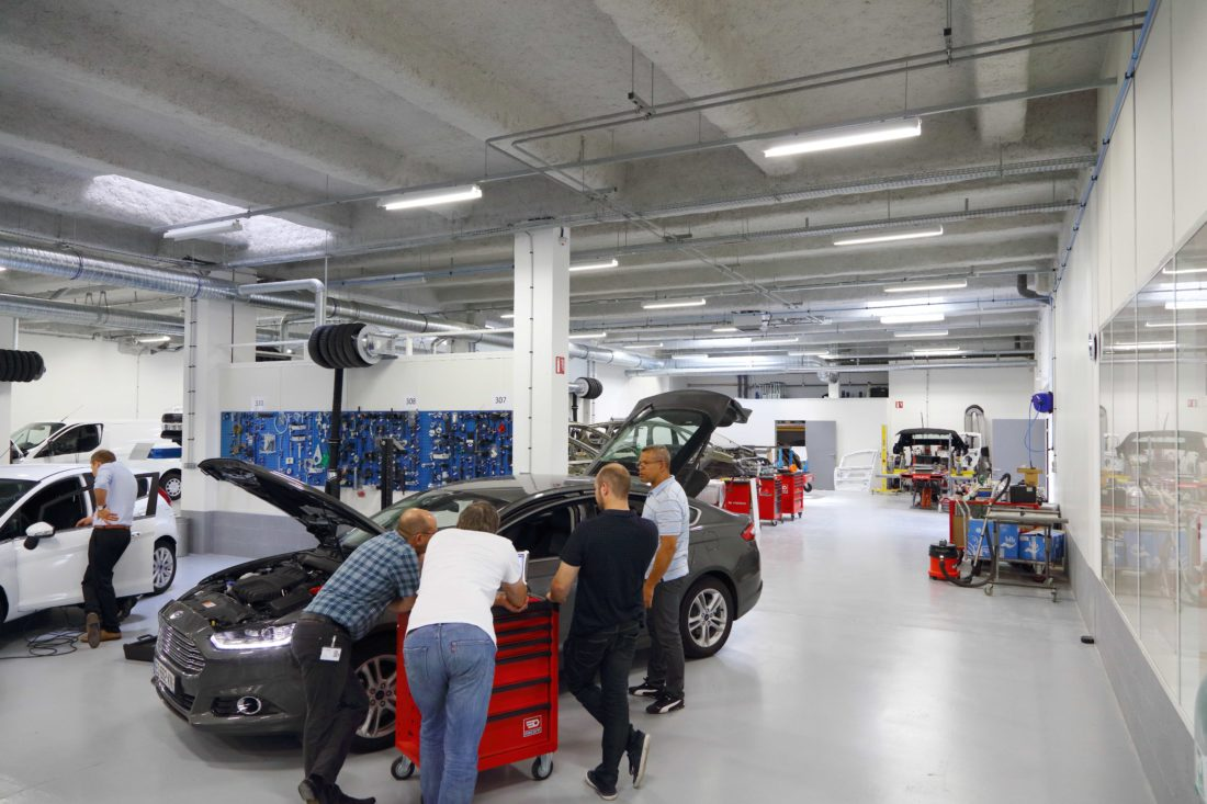 CFT FORD - Atelier